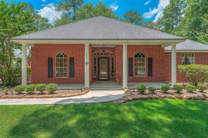 Houston Home at 32803 Edgewater Drive Magnolia , TX , 77354-2667 For Sale