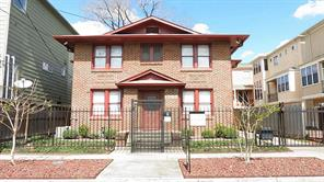 Houston Home at 1505 Rosewood Street C Houston , TX , 77004-4983 For Sale