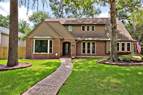 Houston Home at 3614 Forest Village Drive Houston , TX , 77339-5501 For Sale