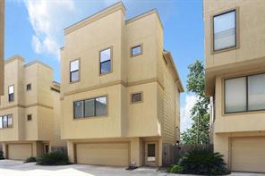 Houston Home at 1107 21st Street C Houston , TX , 77008-3354 For Sale