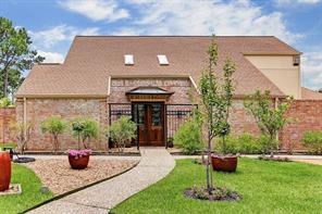 Houston Home at 10227 Inwood Drive Houston , TX , 77042-2441 For Sale