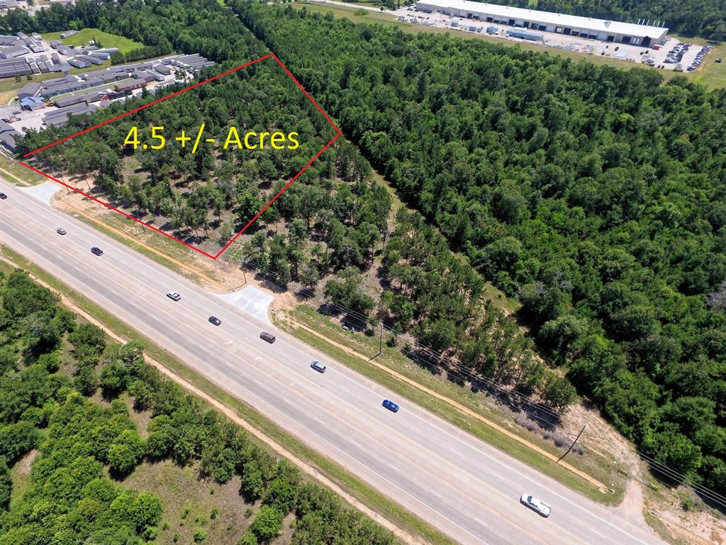 4.5 acres N Loop 336, Conroe, TX 77301
