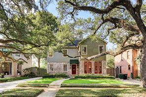 Houston Home at 1508 Vassar Street Houston , TX , 77006-6034 For Sale