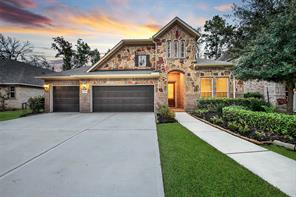 Houston Home at 22014 Meandering Springs Drive Spring , TX , 77389-1476 For Sale