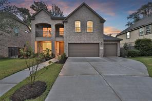 Houston Home at 22006 Meandering Springs Drive Spring , TX , 77389-1476 For Sale