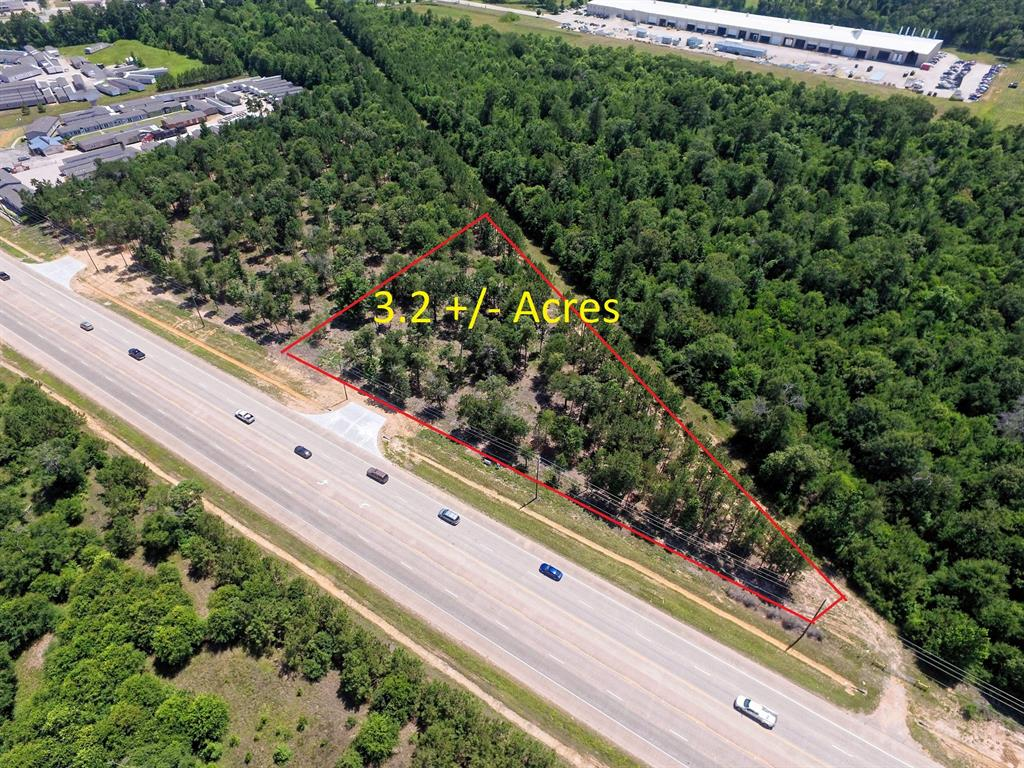 3.2 acres N Loop 336, Conroe, TX 77301
