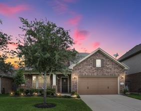 Houston Home at 19906 Caitlyn Blossom Lane Cypress , TX , 77433-4595 For Sale
