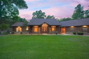 Houston Home at 9515 Miller Road Magnolia , TX , 77354-3435 For Sale