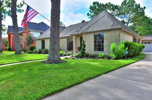 Houston Home at 22515 Wildwood Grove Drive Katy , TX , 77450-5857 For Sale