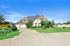 Houston Home at 25202 Waterstone Estates Circle Tomball , TX , 77375-5459 For Sale