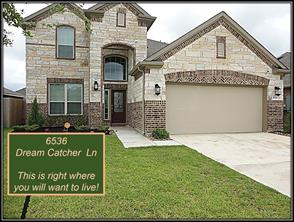 Houston Home at 6536 Dream Catcher Lane Dickinson , TX , 77539 For Sale