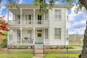 Houston Home at 3602 Avenue M Galveston , TX , 77550-4145 For Sale