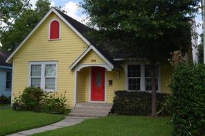 Houston Home at 1706 Ridgewood Street Houston                           , TX                           , 77006-1036 For Sale