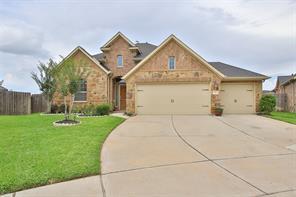 Houston Home at 19503 Sundance Edge Court Richmond , TX , 77407-1402 For Sale