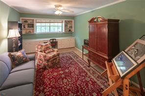 Upstairs bonus room, could be wonderful dedicated study room, craft room, tv room, or whatever your family may need.
