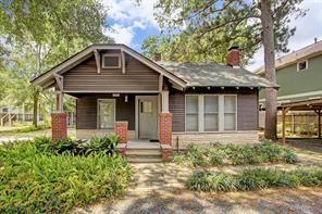 Houston Home at 1222 W 25th Street A Houston , TX , 77008-1832 For Sale