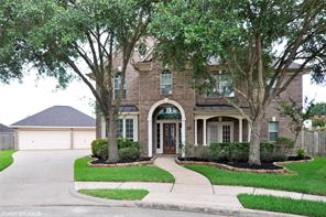Houston Home at 1407 Mustang Lake Court Richmond , TX , 77406-7961 For Sale