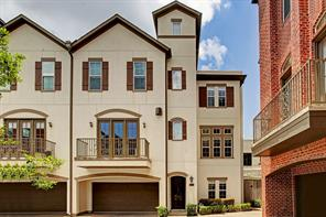 Houston Home at 912 Lovett Boulevard H Houston , TX , 77006-3936 For Sale