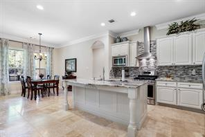 This is a cook's kitchen!  You can be surrounded by family and friends in a spacious environment.