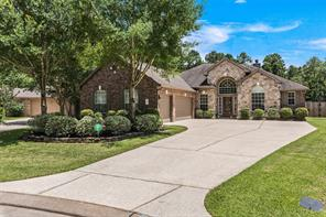 Houston Home at 7 Weeping Spruce Place The Woodlands , TX , 77384-4774 For Sale
