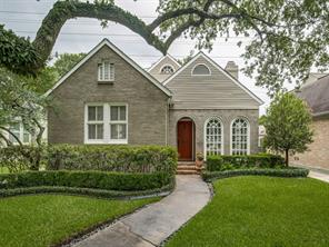 Houston Home at 1432 Vassar Street Houston , TX , 77006-6032 For Sale
