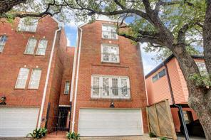 Houston Home at 804 Marshall Street Houston , TX , 77006-4655 For Sale