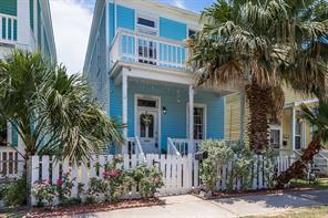 Houston Home at 1621 Mechanic Street Galveston , TX , 77550-2509 For Sale