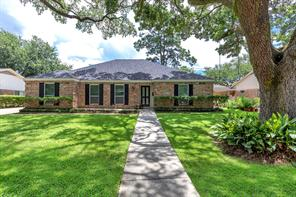 Houston Home at 2107 Stoney Brook Drive Houston , TX , 77063-1932 For Sale