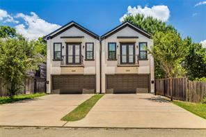 Houston Home at 1112 Bingham Street Houston , TX , 77007-4212 For Sale