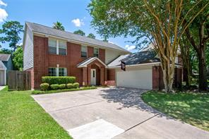 Houston Home at 4523 Windy Hollow Drive Kingwood , TX , 77345-1040 For Sale