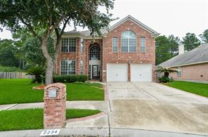 Houston Home at 2234 W Louetta Falls Lane Spring , TX , 77388-4220 For Sale