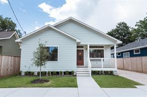 1704 Gentry, Houston, TX, 77009