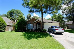 Houston Home at 18718 Set Point Lane Humble , TX , 77346-6097 For Sale
