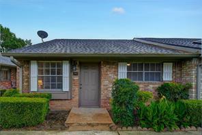 1101 Tri Oaks, Houston TX 77043
