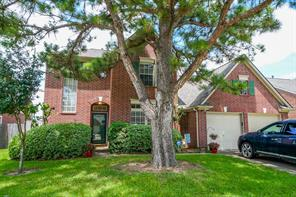 Houston Home at 3735 Lauderwood Lane Katy , TX , 77449-6144 For Sale