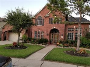 Houston Home at 1319 Parker Bluff Lane Rosenberg , TX , 77471-6639 For Sale