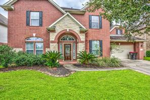 Houston Home at 15527 Amber Hollow Lane Cypress , TX , 77429-4976 For Sale