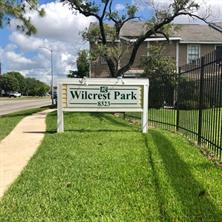 8323 Wilcrest, Houston TX 77072