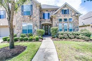 Houston Home at 15814 Tremout Hollow Lane Houston                           , TX                           , 77044-5499 For Sale