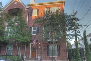 Houston Home at 1817 Wilson Street Houston , TX , 77019-5549 For Sale