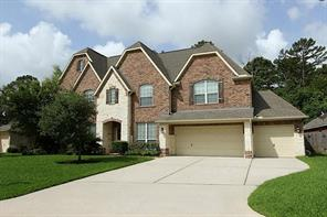 Houston Home at 16995 Crampton Lane Spring , TX , 77379-2003 For Sale