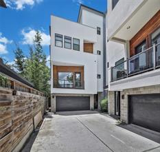 Houston Home at 6007 Tyne Street A Houston , TX , 77007-3071 For Sale