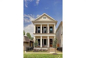 Houston Home at 1034 Ashland B Houston , TX , 77008 For Sale
