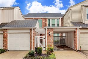 Houston Home at 1212 Fountain View Drive 190 Houston , TX , 77057-2204 For Sale