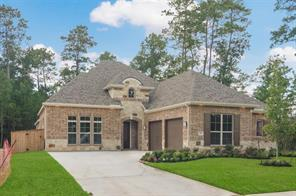 Houston Home at 610 Ashbrook Ridge Lane Tomball , TX , 77362 For Sale