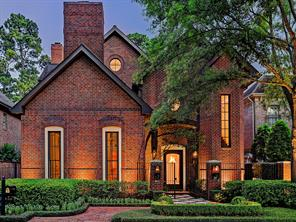 Houston Home at 5123 Holly Terrace Drive Houston , TX , 77056-2125 For Sale