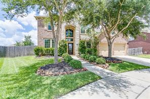 Houston Home at 13607 Wild Lilac Court Pearland , TX , 77584-3756 For Sale
