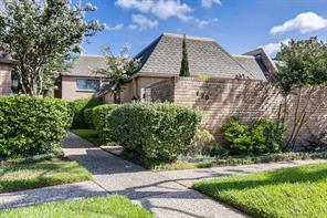 Houston Home at 420 E Fair Harbor Circle Houston , TX , 77079-2563 For Sale