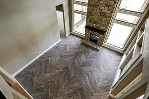 Wood Finished Tile Flooring for all of those Wet Feet!