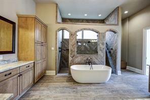 Fabulous Master Bath with Dual